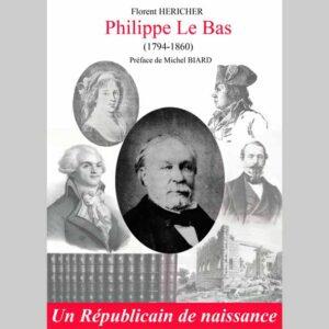 Philippe Le Bas Un Républicain de naissance le livre.
