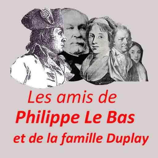Les amis de Philippe Le Bas